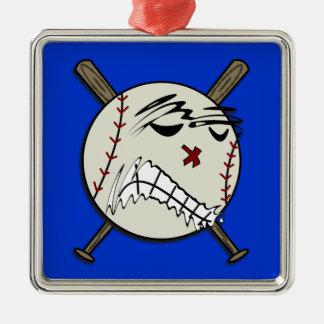 Ornamento del béisbol adornos de navidad