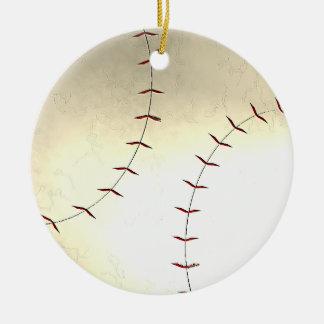 Ornamento del béisbol ornamentos de reyes