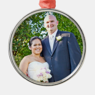 Ornamento del boda de Olivia y de Patrick Ornato