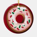 Ornamento del buñuelo del navidad ornaments para arbol de navidad
