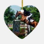 Ornamento del caballo de Grand Prix Ornato