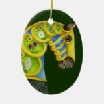 Ornamento del caballo del carrusel de Neptuno Ornamentos De Reyes Magos