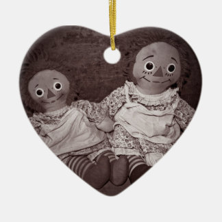 Ornamento del colgante de los mejores amigos adorno de navidad