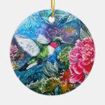 Ornamento del colibrí de PMACarlson Adorno Para Reyes
