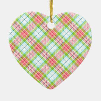 ornamento del corazón de Nueva Inglaterra 7 Ornamento Para Reyes Magos