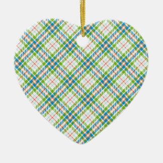 ornamento del corazón de Nueva Inglaterra 9 Adorno Para Reyes