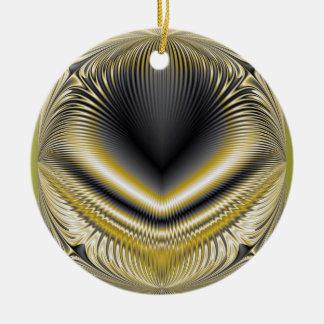 Ornamento del ~ de la mina de oro ornamente de reyes
