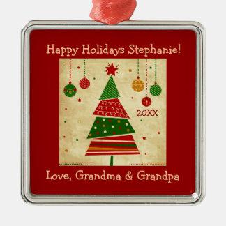 Ornamento del día de fiesta del árbol de navidad ornaments para arbol de navidad