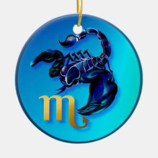 Ornamento del escorpión ornamente de reyes