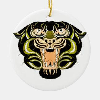 Ornamento del estilo 1 del tigre ornamentos de reyes magos