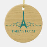 Ornamento del Flourish del francés del trullo Adornos
