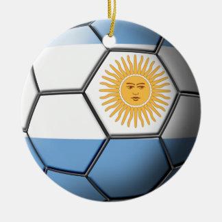 Ornamento del fútbol de la Argentina Adorno De Reyes