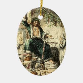 Ornamento del futuro del presente del villancico ornamentos para reyes magos