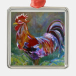Ornamento del gallo ornatos