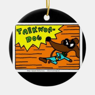 Ornamento del jején TAEKWON-DOG Adorno