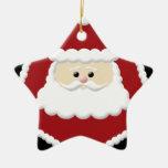 Ornamento del marco de la foto de Papá Noel Adorno De Navidad
