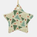 Ornamento del modelo del árbol de navidad ornamento de reyes magos