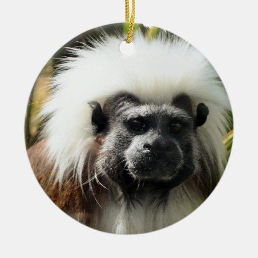 Ornamento del mono ornamentos de reyes
