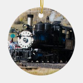 Ornamento del motor de vapor adorno para reyes