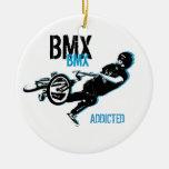 Ornamento del navidad de BMX Adorno Para Reyes
