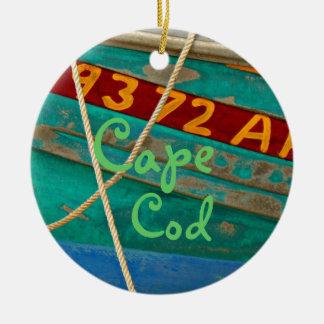 Ornamento del navidad de Cape Cod Adornos
