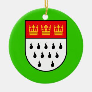 Ornamento del navidad de Cologne Ornaments Para Arbol De Navidad