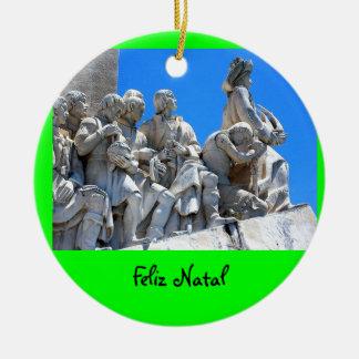 Ornamento del navidad de Discoveries* Adorno Para Reyes