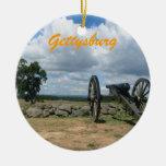 Ornamento del navidad de Gettysburg Ornamentos De Reyes