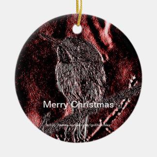 Ornamento del navidad de GothicChicz Ornamento De Navidad