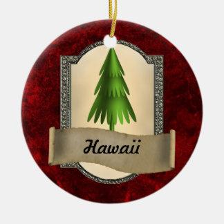 Ornamento del navidad de Hawaii Ornamente De Reyes