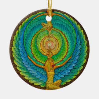 """Ornamento del navidad de """"ISIS infinito"""" Ornamentos Para Reyes Magos"""