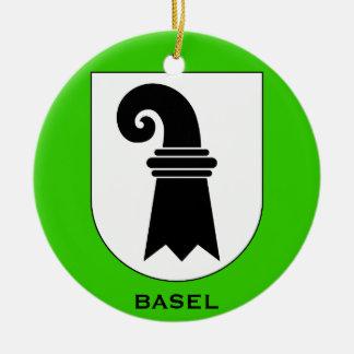 Ornamento del navidad de Kanton Basilea Ornamentos De Reyes Magos