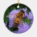 Ornamento del navidad de la abeja adorno para reyes
