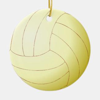 Ornamento del navidad de la bola del voleo ornamento de reyes magos
