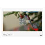 Ornamento del navidad de la mariposa
