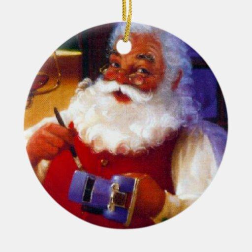 Ornamento del navidad de la tienda del juguete de ornamente de reyes
