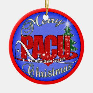 ORNAMENTO del NAVIDAD de la unidad del cuidado de Ornamento Para Arbol De Navidad
