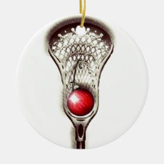 Ornamento del navidad de LaCrosse Ornamento Para Arbol De Navidad