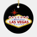 Ornamento del navidad de Las Vegas Adorno Para Reyes