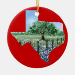 Ornamento del navidad de Tejas Ornamento Para Reyes Magos