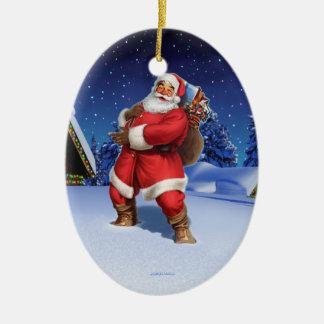 Ornamento del navidad adorno para reyes