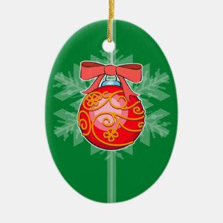 Ornamento del navidad ornamento para arbol de navidad