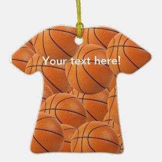 ornamento del navidad del baloncesto adorno para reyes