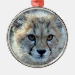 Ornamento del navidad del guepardo ornamento para reyes magos