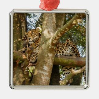 Ornamento del navidad del leopardo ornamentos de reyes magos