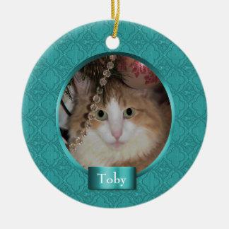 Ornamento del navidad del mascota ornamente de reyes