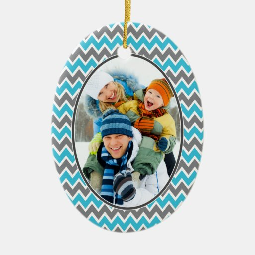 Ornamento del navidad del modelo de Chevron (aguam Ornamentos Para Reyes Magos