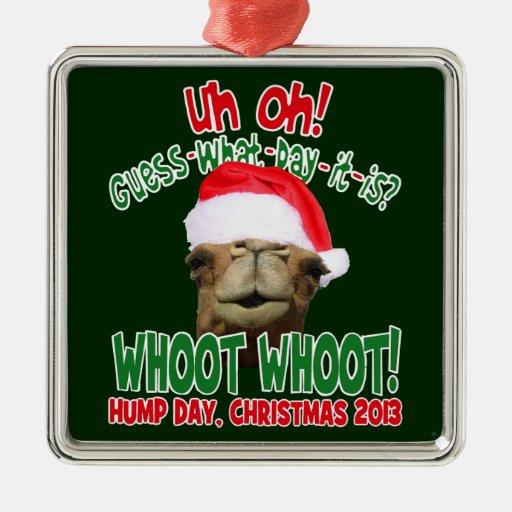 Ornamento del navidad del navidad 2013 del camello adorno de navidad