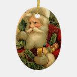 Ornamento del navidad del padre ornamentos de reyes