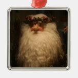 Ornamento del navidad del padre ornamente de reyes